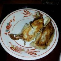 Photo taken at 餃子屋台 by N0mU 3. on 5/10/2012