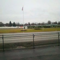 Photo taken at Batavia Downs Gaming & Racetrack by Kimberly G. on 12/22/2011