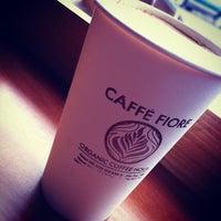 Das Foto wurde bei Caffe Fiore von NathanJ am 10/20/2011 aufgenommen
