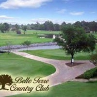 Photo taken at Belle Terre Country Club by Blaine T. on 7/26/2011