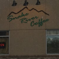 Photo taken at Snake River Coffee by Suzette G. on 4/26/2012