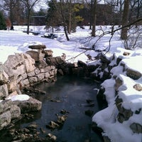Photo taken at Peace Park by April S. on 2/10/2011