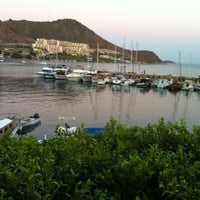 Photo taken at Mehtap Restaurant by Gizem K. on 7/24/2012