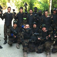 Photo taken at Texas Paintball by Vural Esra Y. on 6/5/2012