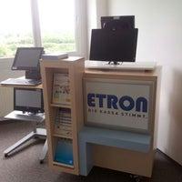 Das Foto wurde bei ETRON Software von Stefan O. am 6/8/2012 aufgenommen