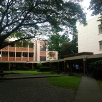 Photo taken at Ateneo de Manila University by Lorma B. on 8/18/2012