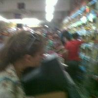 Photo taken at Distribuidora La Mundial by botilleria T. on 4/3/2012