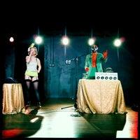 Photo taken at White Rabbit Cabaret by Joe S. on 5/12/2011