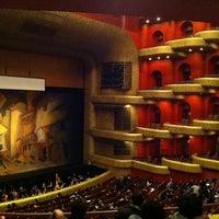 Photo taken at Seoul Arts Center Opera House by gloria C. on 3/26/2011