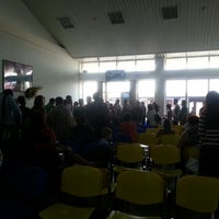 Foto diambil di Международный аэропорт Симферополь oleh yevgen.kim #. pada 8/5/2012