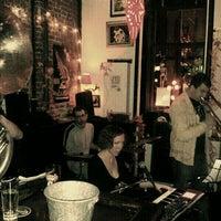 Photo taken at Cafe Steinhof by Erin G. on 11/3/2011