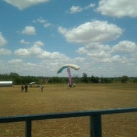 Photo taken at Skydive Temple by michael h. on 6/17/2012