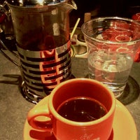Photo taken at Chazzano Coffee Roasters by Rich J. on 1/3/2012