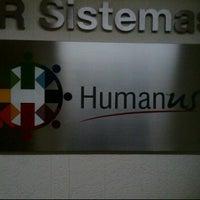 Photo taken at Humanus by Bruno O. on 9/30/2011