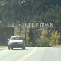 Photo taken at Georgetown, CO by Tracy W. on 10/15/2011