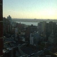Photo taken at Distrikt Hotel New York City by Alper Y. on 6/16/2012