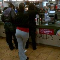Photo taken at McDonald's by Jabari H. on 10/26/2011