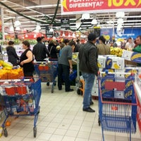 Photo taken at Carrefour by Gabriel T. on 12/22/2011