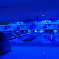 Photo taken at Cosmic Bowl by Dezz L. on 10/29/2011
