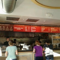 Photo taken at Chipotle Mexican Grill by Brian R. on 4/15/2012