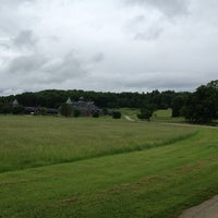 Photo taken at Shelburne Farms by Matt J. on 6/4/2012