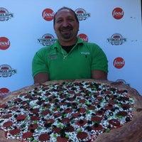 Photo taken at Virgilio's Pizzeria & Wine Bar by Virgilio U. on 7/15/2011