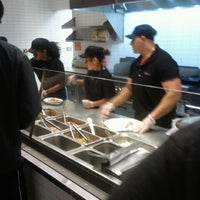 Photo taken at Chipotle Mexican Grill by Robin S. on 9/20/2011