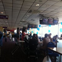 Photo taken at Oxford Greyhound Stadium by Dj L. on 10/9/2011