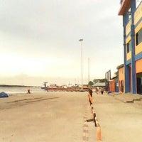 Photo taken at Terminal Penumpang Bandarmasih by fauznajwan c. on 5/22/2012