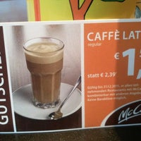 Photo taken at Mc Cafe Bludenz/Bürs by Fanni F. on 11/7/2011