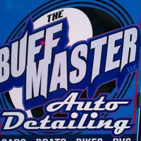 Photo taken at The Buffmaster Complete Auto Detailing by Justin B. on 7/18/2011