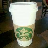 Photo taken at Starbucks by Brandy W. on 9/16/2011