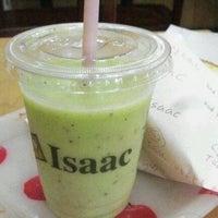 Photo taken at 이삭토스트 by Ji Hye K. on 9/28/2011