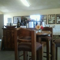 Photo taken at Robledo Family Winery by tyson m. on 8/29/2011