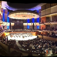 Photo taken at Francis Winspear Centre by Andrea M. on 6/9/2012