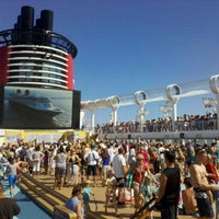 Photo taken at Disney Dream by Mike S. on 7/29/2011