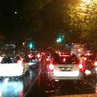 Photo taken at Avenida Cristiano Machado by Alexandre C. on 3/14/2012