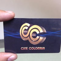 Photo taken at Cine Colombia | Multiplex Portal 80 by Andrew A. on 8/6/2012