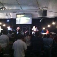 Photo taken at The Brook Church by Josh B. on 10/9/2011