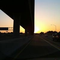 Photo taken at Interchange @ SR 57 & SR 91 by Jon W. on 7/4/2011