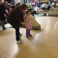 Photo taken at Quonset Lanes by Heather R. on 1/15/2012