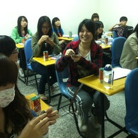 Photo taken at Asia University by Synic M. on 3/29/2012