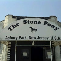 Photo taken at The Stone Pony by Joel J. on 5/26/2012