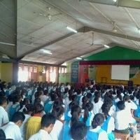 Photo taken at SMK SELIRIK by Adnan idris A. on 4/14/2012