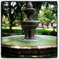 Photo taken at Tricentennial Park by Richard P. on 5/25/2012