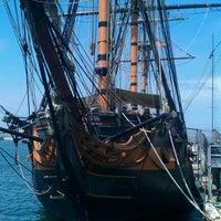 Das Foto wurde bei Maritime Museum of San Diego von Erwin M. am 8/21/2012 aufgenommen