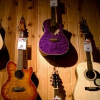 Photo taken at Guitar Center by Lucky C. on 3/4/2012