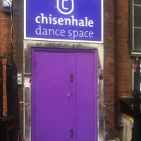 Photo taken at Chisenhale Dance Space by Emma Q. on 7/13/2012