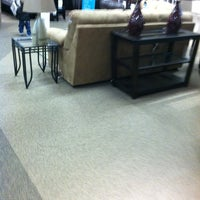 ... Photo Taken At Ashley Furniture HomeStore By Alberto S. On 3/31/2012