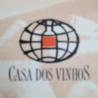 Photo taken at Casa Dos Vinhos by CarlosCamu on 5/18/2012